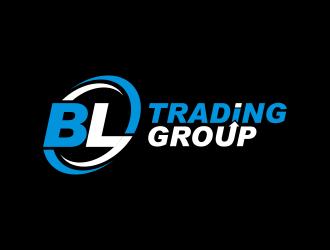 BL Trading Group logo design