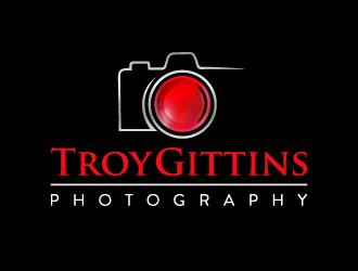 Troy Gittins Photography or TGP logo design