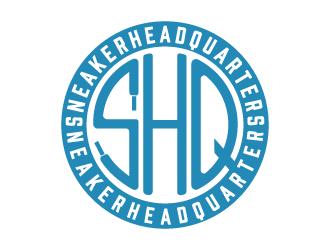 SNEAKERHEADQUARTERS logo design