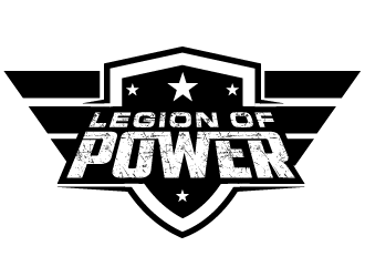 Legion of Power logo design