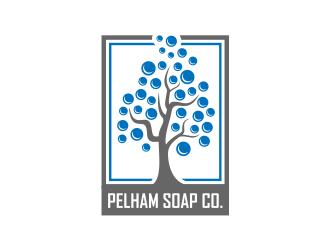 Pelham Soap Co.  logo design