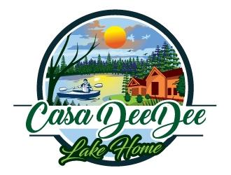 Casa DeeDee logo design