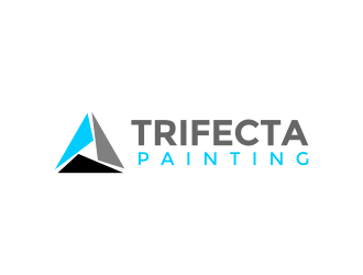 Trifecta Painting logo design