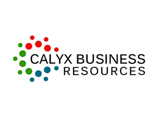 Calyx Business Resources logo design