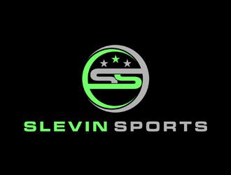 Slevin Sports logo design
