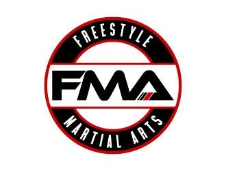 Freestyle Martial Arts logo design