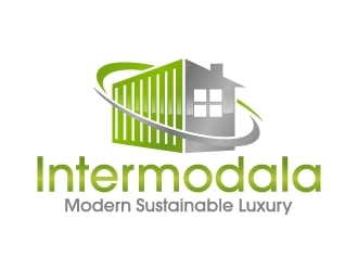 Intermodala  logo design
