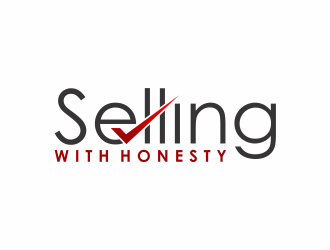 Selling with Honesty logo design