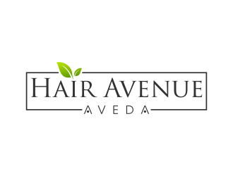 Hair Avenue logo design