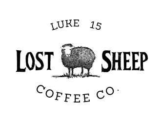 Lost Sheep Coffee Company logo design