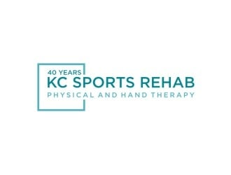 KC Sports Rehab Physical and Hand Therapy logo design