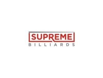 Supreme Billiards logo design