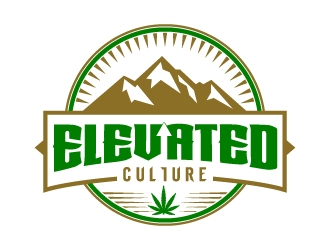 Elevated Culture  logo design