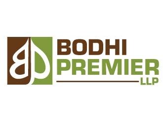BODHI PREMIER or BODHI PREMIER LLP logo design