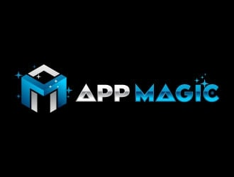 App Magic logo design