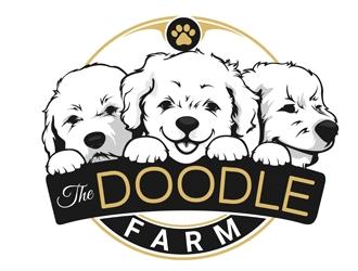 The Doodle Farm logo design