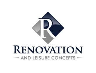 Renovations and Leisure Concepts logo design