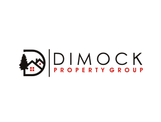 Dimock Property Group logo design