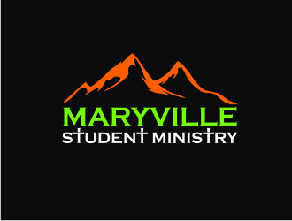 Maryville Student Ministry  logo design
