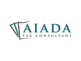AIADA Tax Consultant logo design