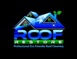 Roof Restore  logo design