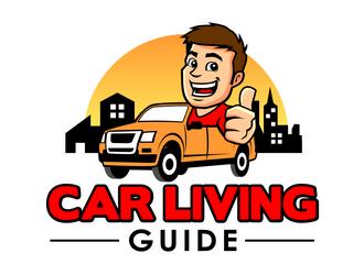 Car Living Essentials logo design