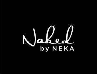 naked by neka logo design