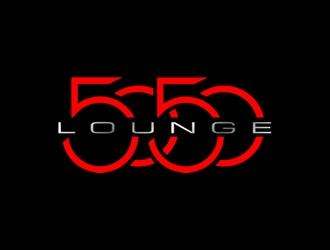 5050 Lounge  logo design