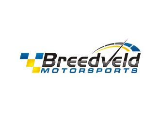 Breedveld Motorsports logo design