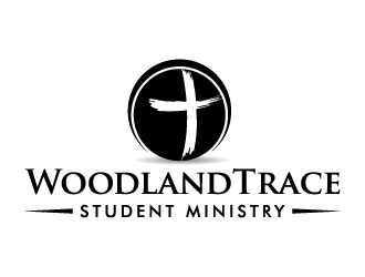 Woodland Trace Student Ministry logo design