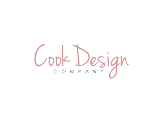 Cook Design Company  logo design by agil