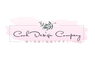 Cook Design Company  logo design by coco