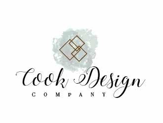 Cook Design Company  logo design by SOLARFLARE