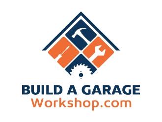Build a Garage Workshop .com logo design