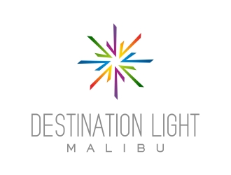 Destination Light logo design