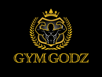 Gym Godz logo design