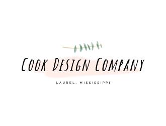Cook Design Company  logo design by nemu