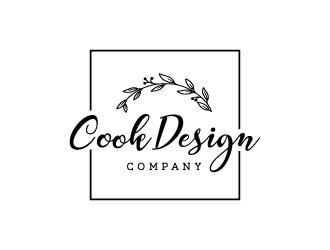Cook Design Company  logo design by Kewin