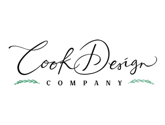 Cook Design Company  logo design by Coolwanz