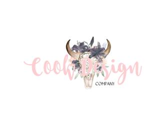 Cook Design Company  logo design by sheila valencia