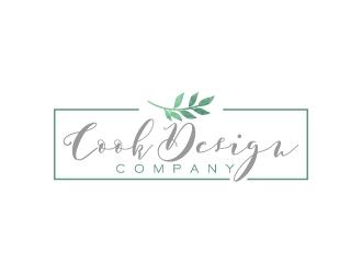 Cook Design Company  logo design by jaize
