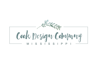 Cook Design Company  logo design