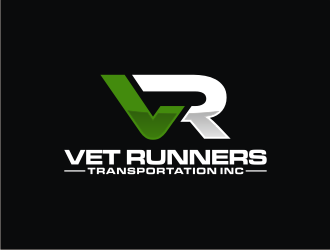 Vet Runners Transportation INC  logo design