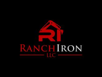 RanchIron LLC logo design