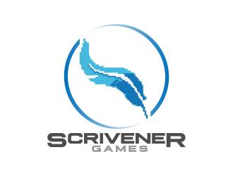 Scrivener Games logo design
