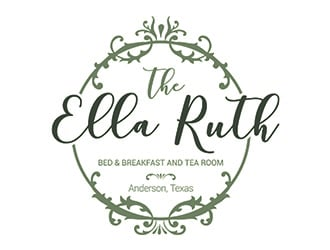 The Ella Ruth logo design