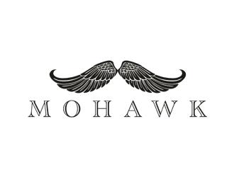 Mohawk Grooming logo design