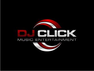 Dj Click logo design