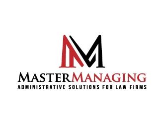 Master Managing  logo design