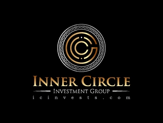 Inner Circle Investment Group  logo design
